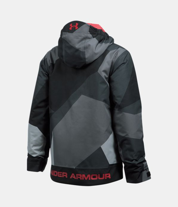 Boys Ua Storm Powerline Insulated Jacket Under Armour Us