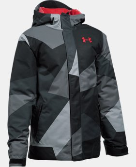 Boys' UA Storm Powerline Insulated Jacket  3 Colors $149.99