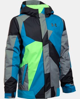 Boys' UA Storm Powerline Insulated Jacket   $149.99