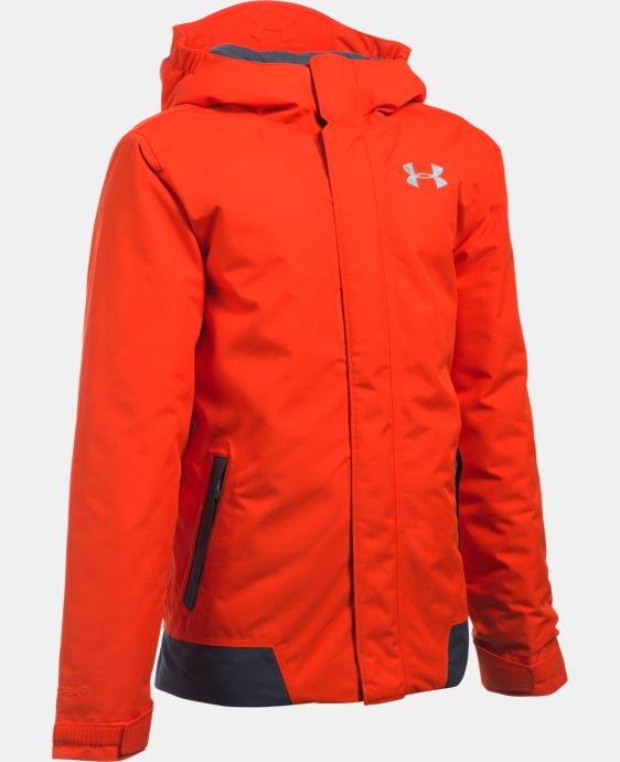 Boys' UA Storm Powerline Insulated Jacket LIMITED TIME: FREE U.S. SHIPPING 1 Color $149.99