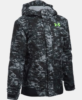 New Arrival Boys' UA Storm Powerline Insulated Jacket   $149.99