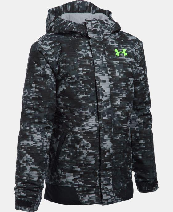 Boys' UA Storm Powerline Insulated Jacket LIMITED TIME: FREE U.S. SHIPPING  $149.99