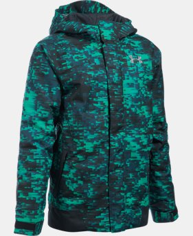 New Arrival Boys' UA Storm Powerline Insulated Jacket  1 Color $149.99