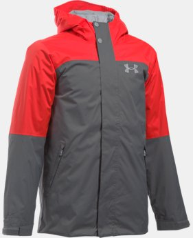 New Arrival Boys' ColdGear® Reactor Wayside 3-in-1 Jacket  4 Colors $149.99