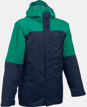 New Arrival  Boys' ColdGear® Reactor Wayside 3-in-1 Jacket LIMITED TIME: FREE SHIPPING 1 Color $194.99