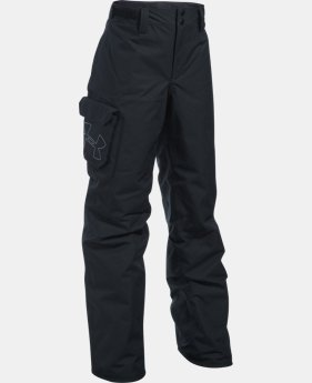 New Arrival  Boys' UA Storm Chutes Insulated Pants   $114.99