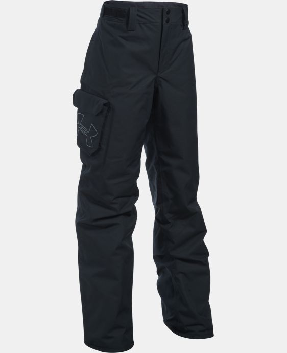 New Arrival Boys' UA Storm Chutes Insulated Pants LIMITED TIME: FREE U.S. SHIPPING 1 Color $99.99