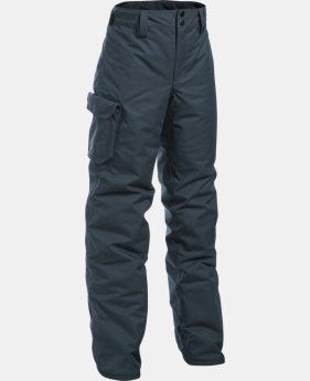 New Arrival Boys' UA Storm Chutes Insulated Pants   $99.99