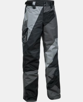 New Arrival  Boys' UA Storm Chutes Insulated Pants  1 Color $114.99