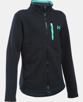 Girls' UA Granite Jacket LIMITED TIME: FREE U.S. SHIPPING 1 Color $79.99