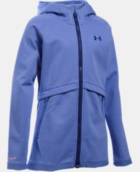 Girls' UA ColdGear® Infrared Dobson Softshell  1 Color $114.99