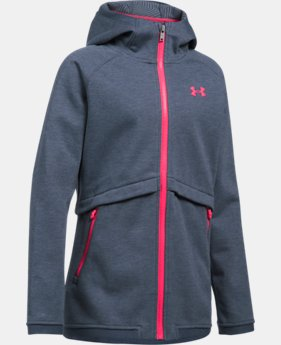Girls' UA ColdGear® Infrared Dobson Softshell  1 Color $74.99