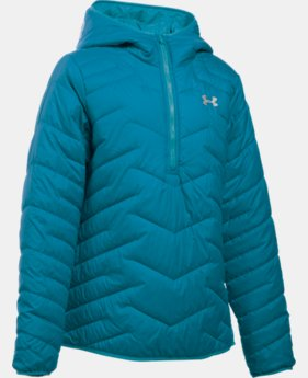 Girls' UA ColdGear® Reactor Anorak  2 Colors $50.99