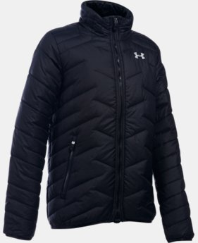 New Arrival Girls' UA ColdGear® Reactor Jacket   $99.99