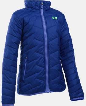 Girls' UA ColdGear® Reactor Jacket  3 Colors $74.99