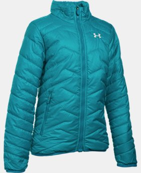 Girls' UA ColdGear® Reactor Jacket  2 Colors $56.24