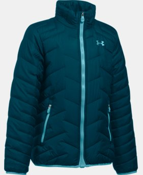 PRO PICK Girls' UA ColdGear® Reactor Jacket   $99.99
