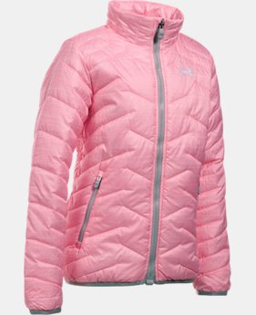 Girls' UA ColdGear® Reactor Jacket  1 Color $99.99
