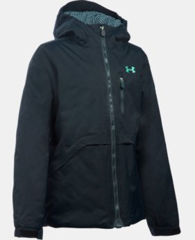 Girls' UA ColdGear® Reactor Yonders Jacket  1 Color $77.99