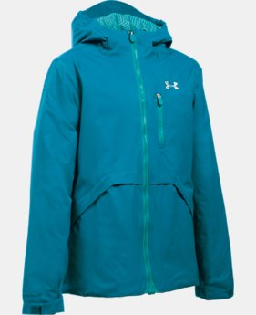 Girls' UA ColdGear® Reactor Yonders Jacket  1 Color $73.49