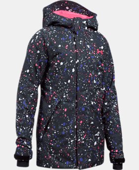 Girls' ColdGear® Infrared Powerline Insulated Jacket  1 Color $112.49