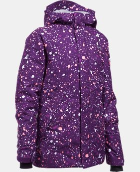 Girls' ColdGear® Infrared Powerline Insulated Jacket  2 Colors $112.49