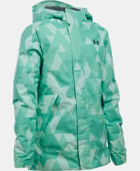 New Arrival Girls' UA ColdGear® Infrared Powerline Insulated Jacket LIMITED TIME: FREE U.S. SHIPPING  $149.99
