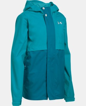 New Arrival Girls' UA ColdGear® Reactor Wayside 3-in-1 Jacket   $149.99