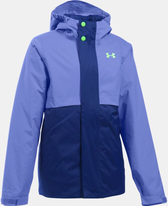 New Arrival  Girls' UA ColdGear® Reactor Wayside 3-in-1 Jacket  1 Color $194.99