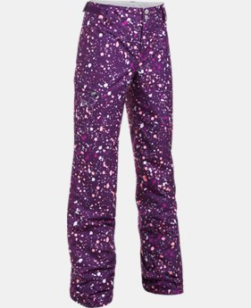 Girls' ColdGear® Infrared Chutes Insulated Pants  1  Color Available $74.99