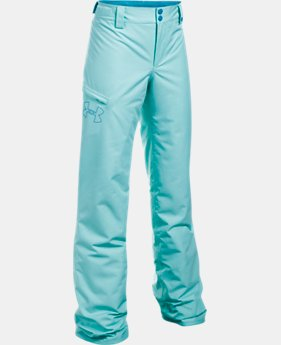 Girls' ColdGear® Infrared Chutes Insulated Pants  1 Color $74.99