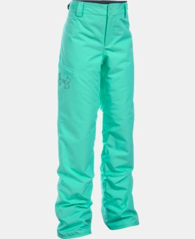 Girls' ColdGear® Infrared Chutes Insulated Pants  1 Color $56.24
