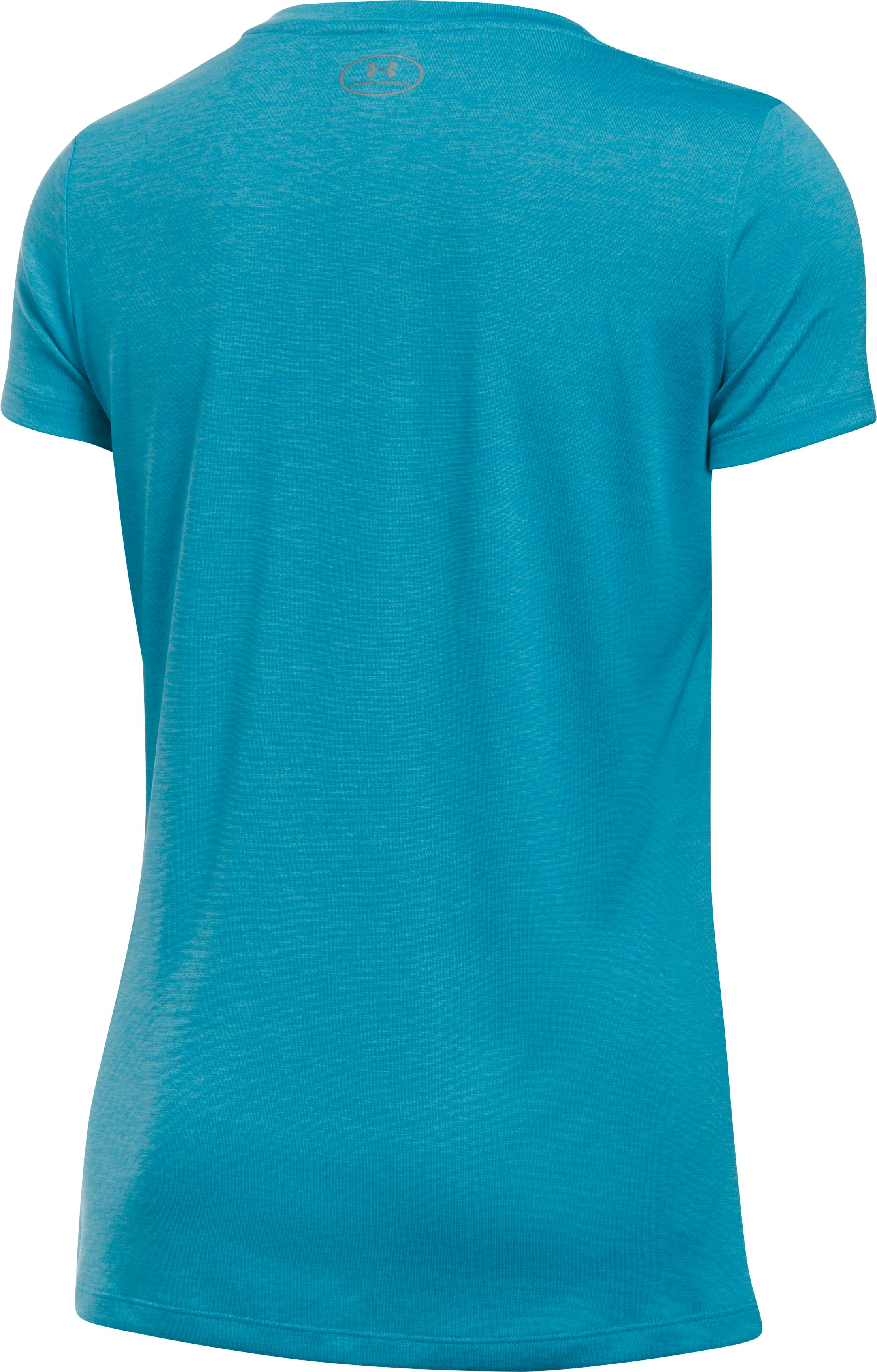 Women's UA Tech™ Crew T-Shirt, Deceit