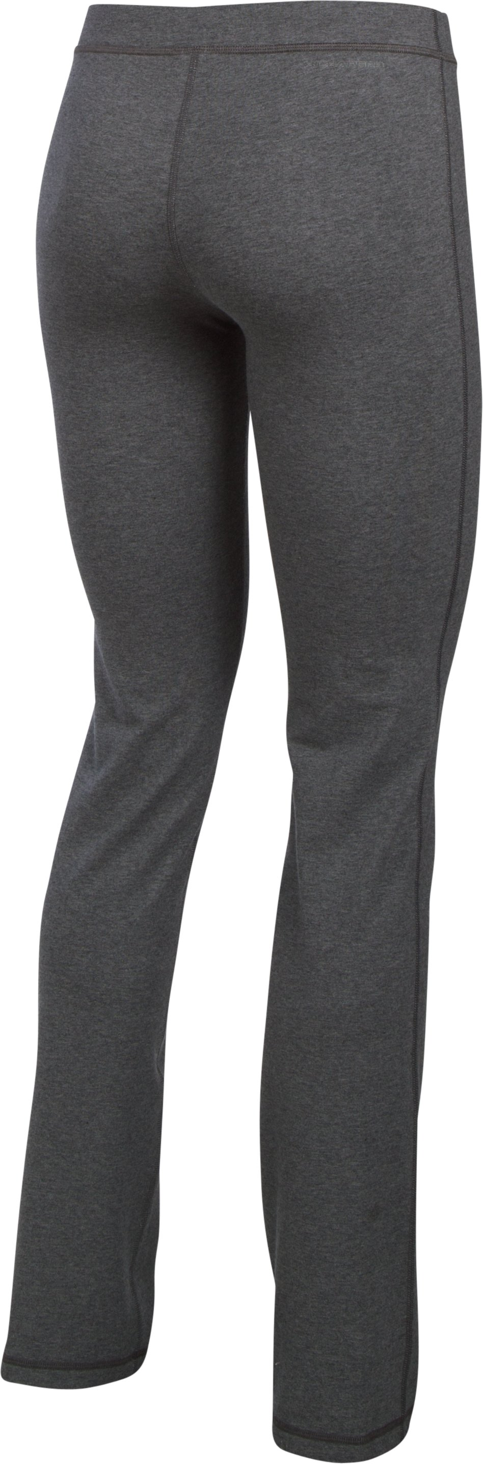 Women's UA Favorite Pants, Carbon Heather,