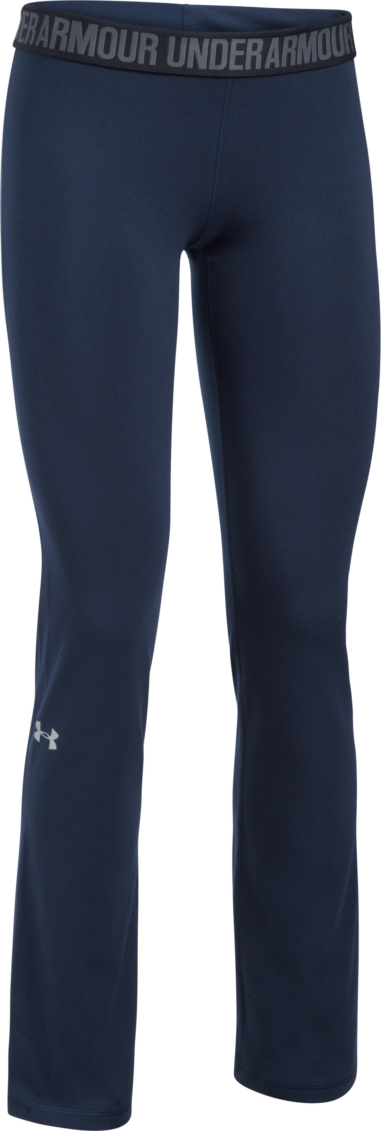 Women's UA Favorite Pants, Midnight Navy, undefined