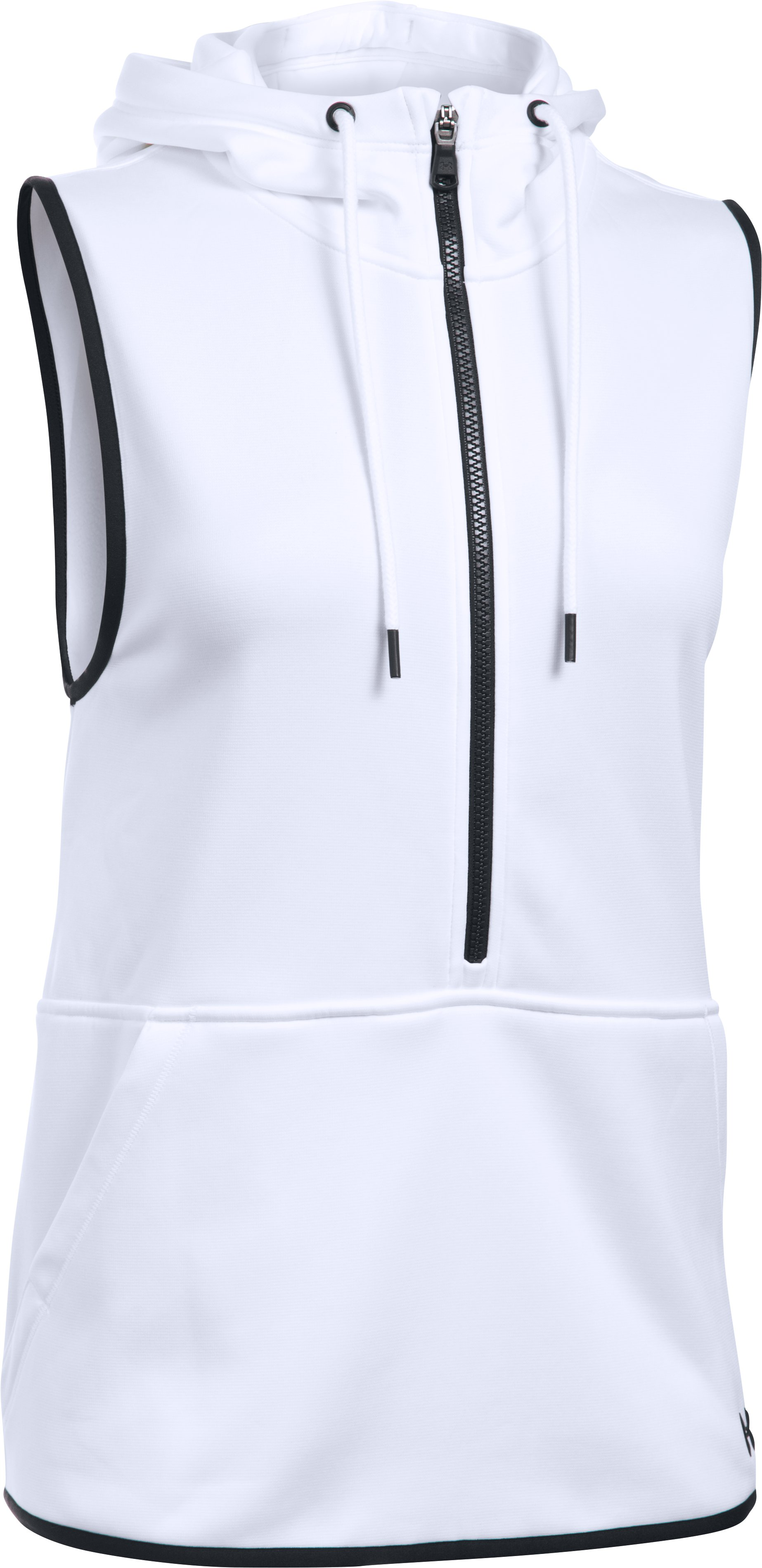Women's  UA Storm Lightweight Armour Fleece® Vest, White,