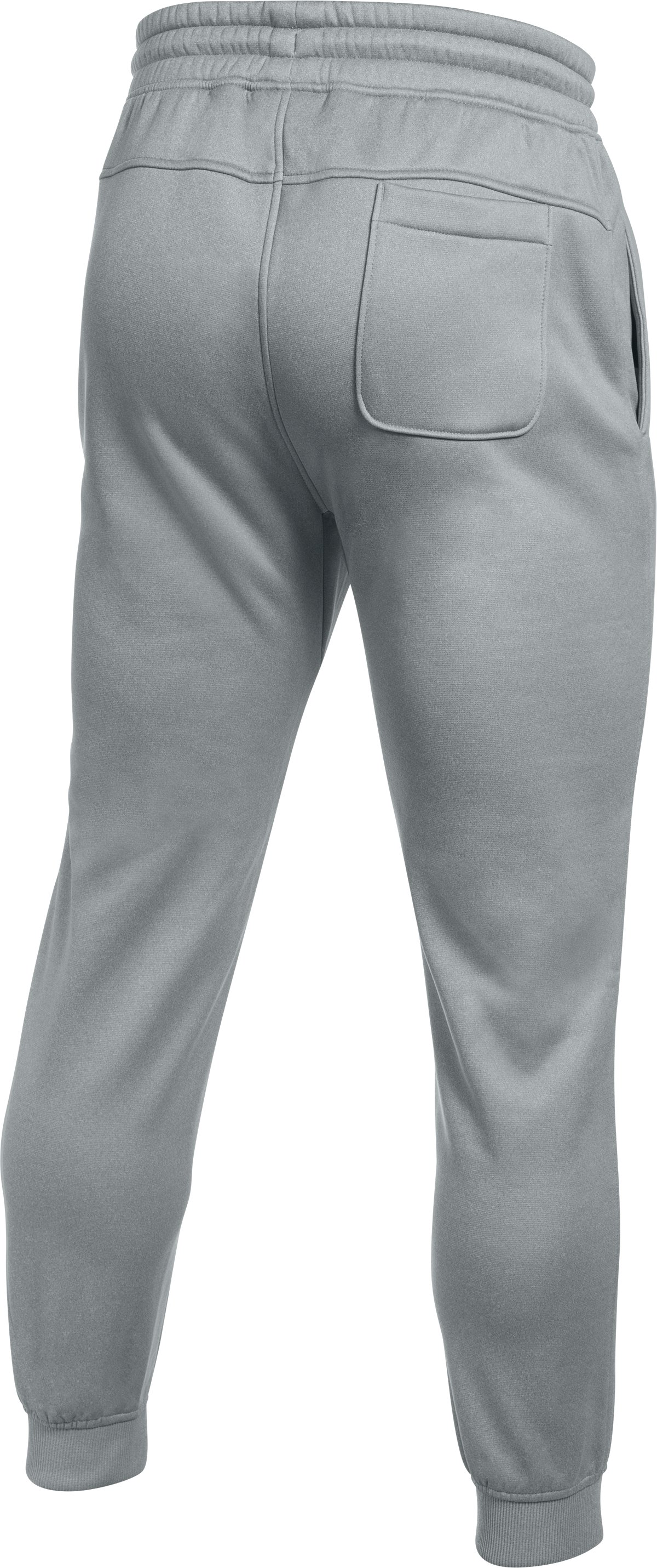 Men's UA Storm Armour Fleece® Joggers, True Gray Heather,
