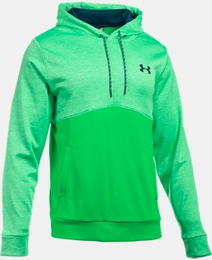 Men's UA Storm Armour® Fleece Twist Hoodie LIMITED TIME: FREE SHIPPING 2 Colors $52.49