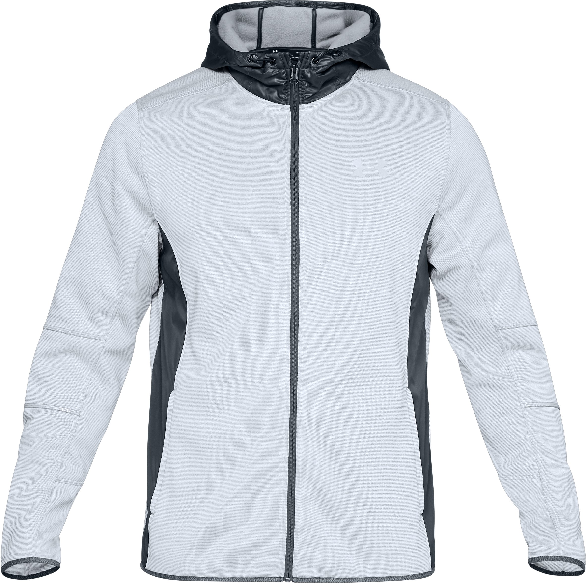 Men's UA Swacket, Steel, undefined