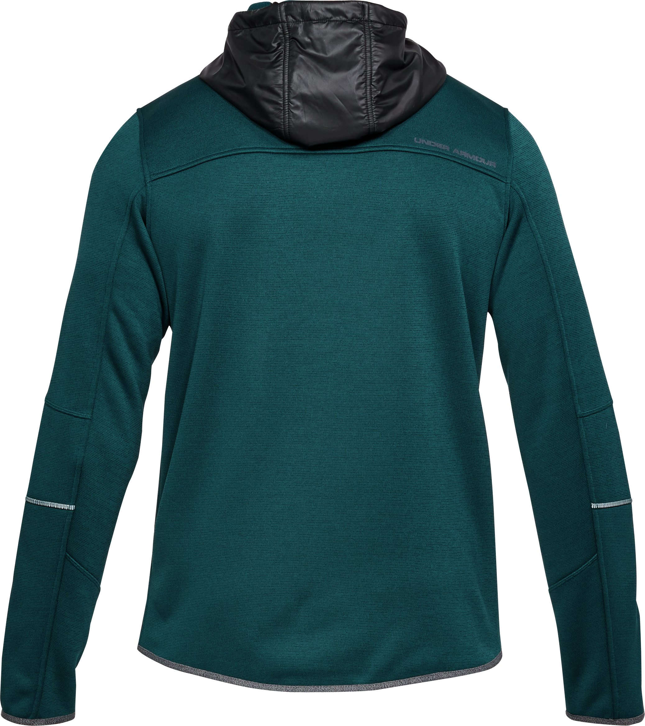 Men's UA Swacket, ARDEN GREEN, undefined