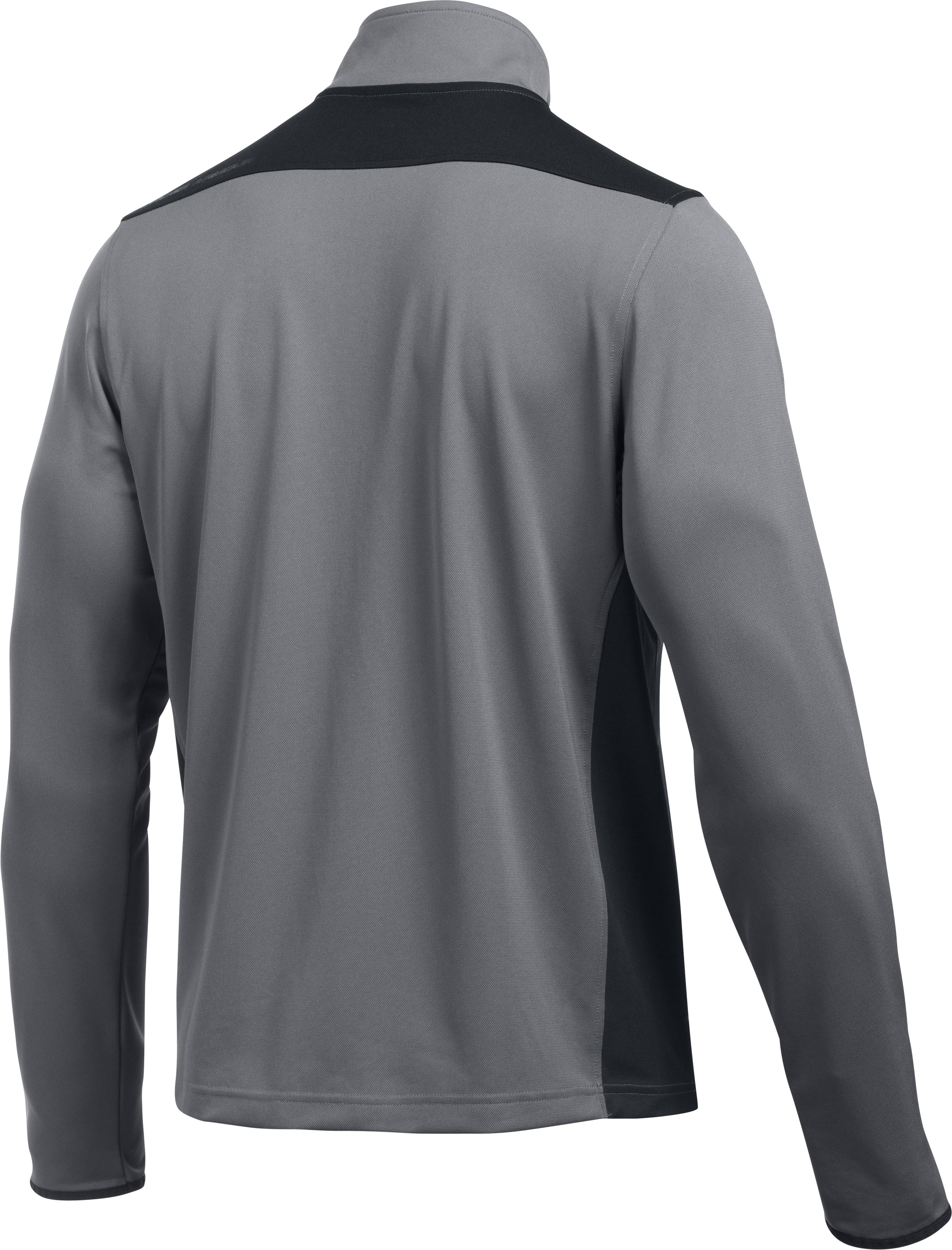 Men's UA Maverick Jacket, Graphite,