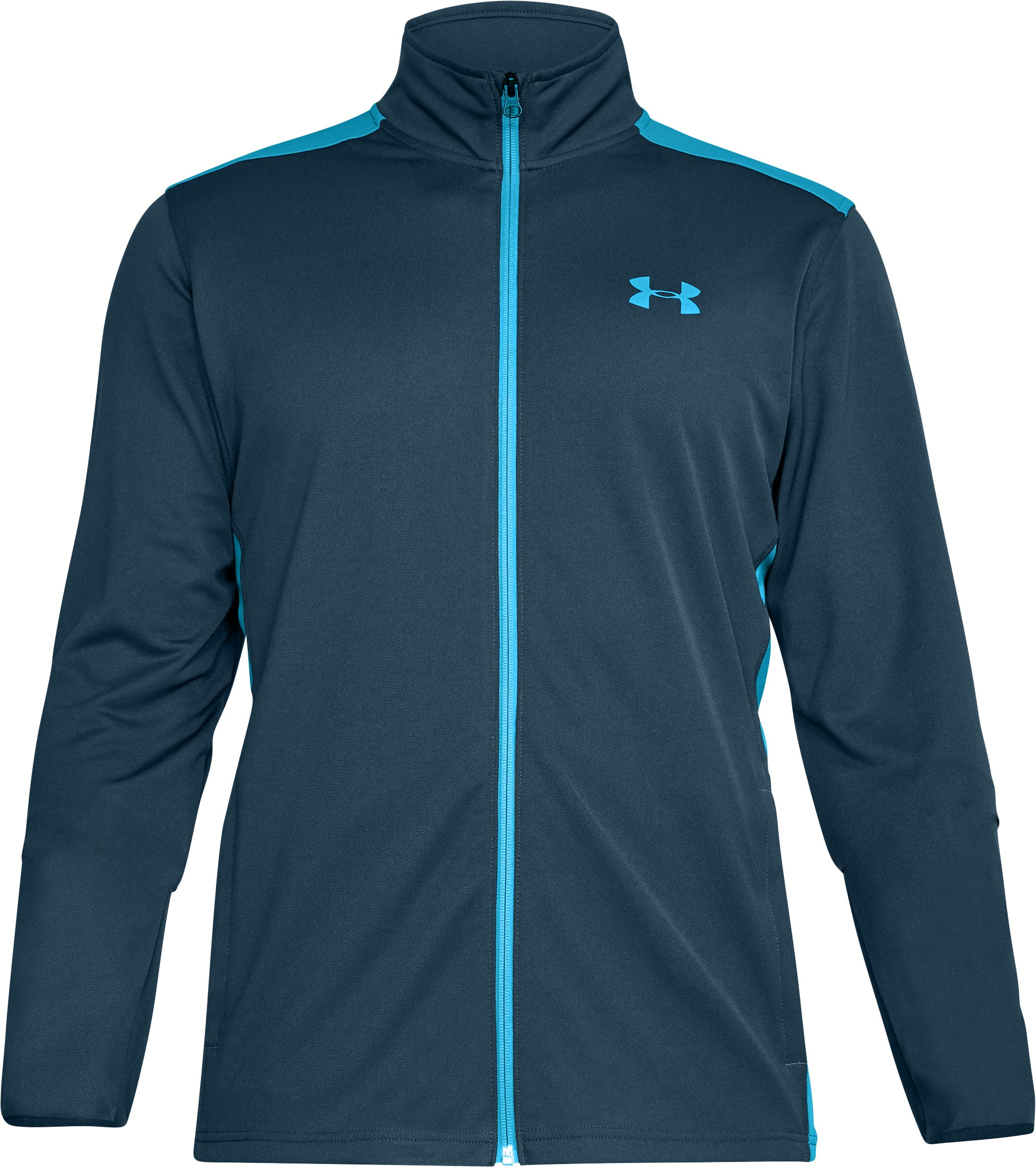 Men's UA Maverick Jacket, TRUE INK, undefined