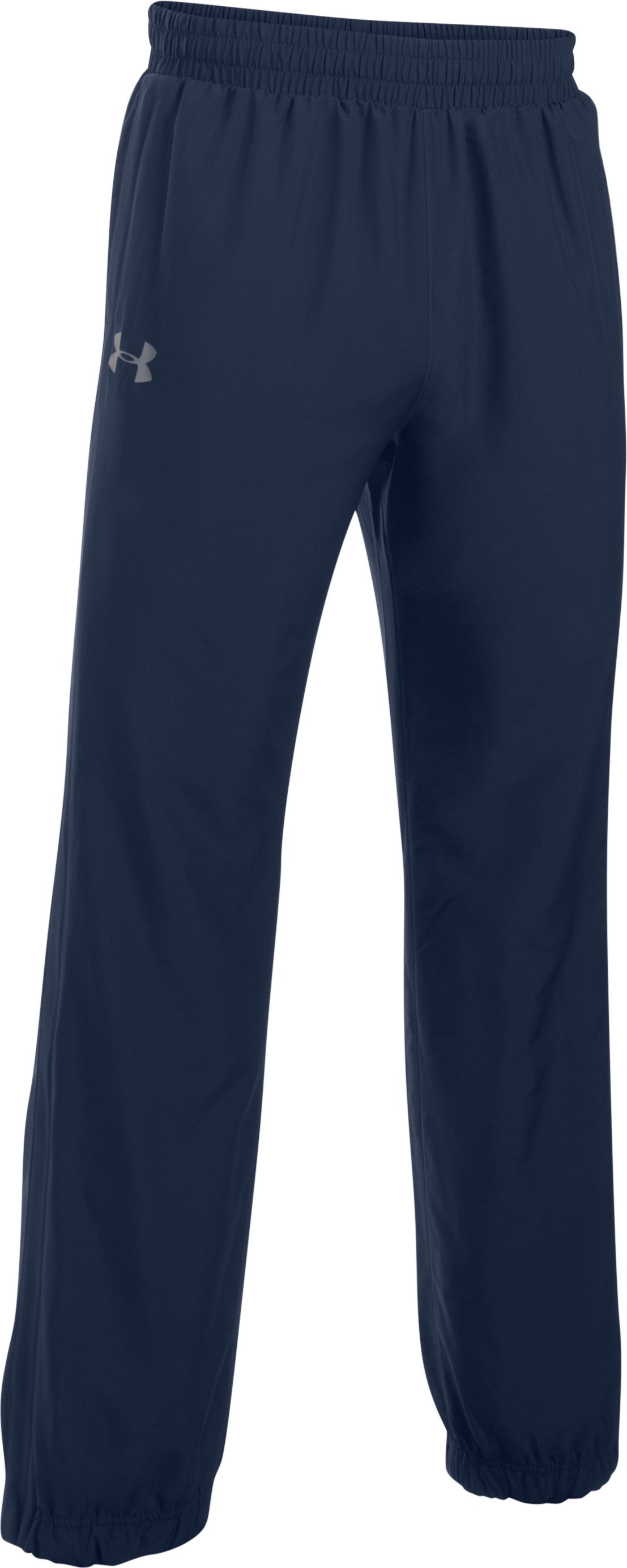 Men's UA Storm Powerhouse Cuffed Pants, Midnight Navy