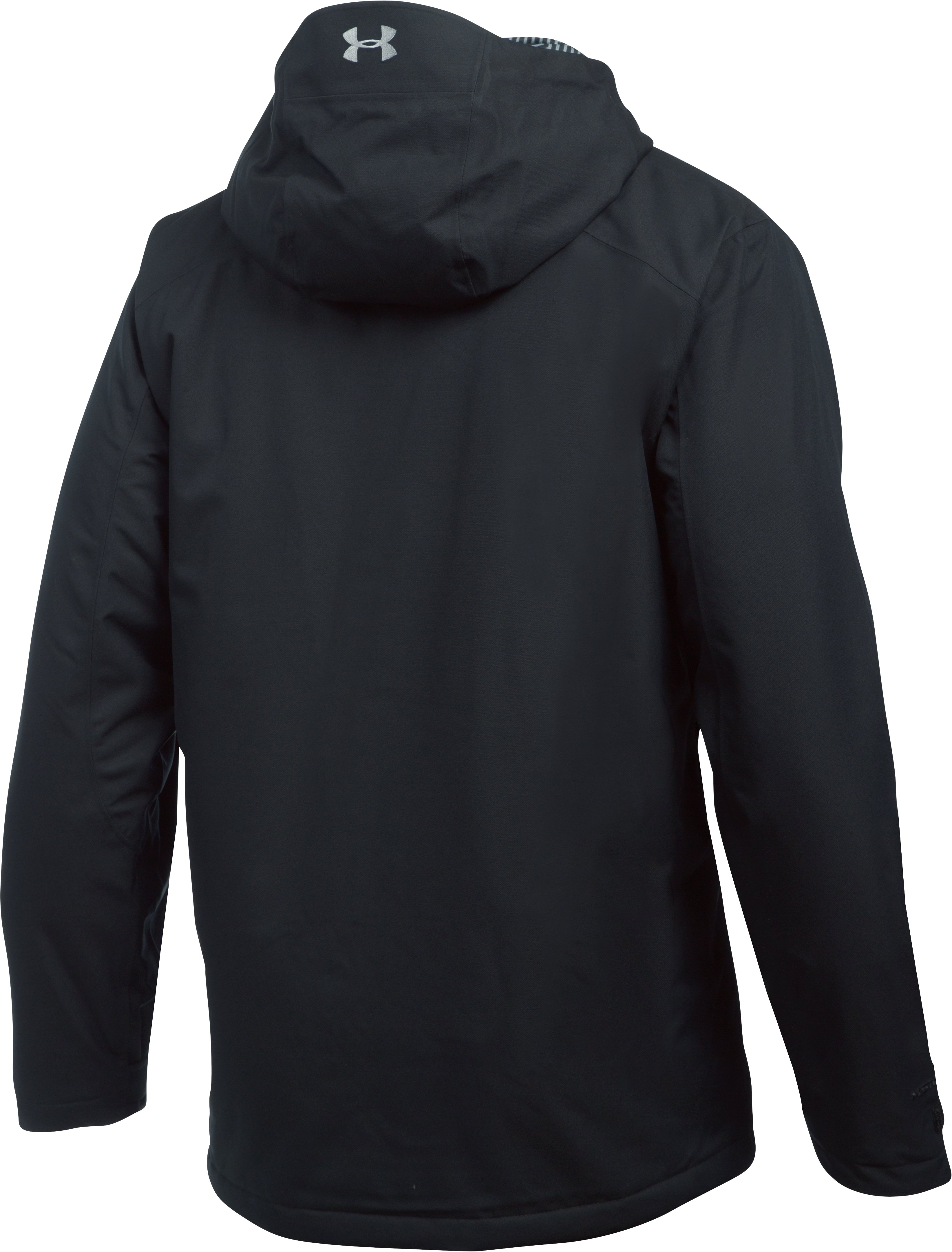 Men's UA Storm Powerline Insulated Jacket, Black , undefined