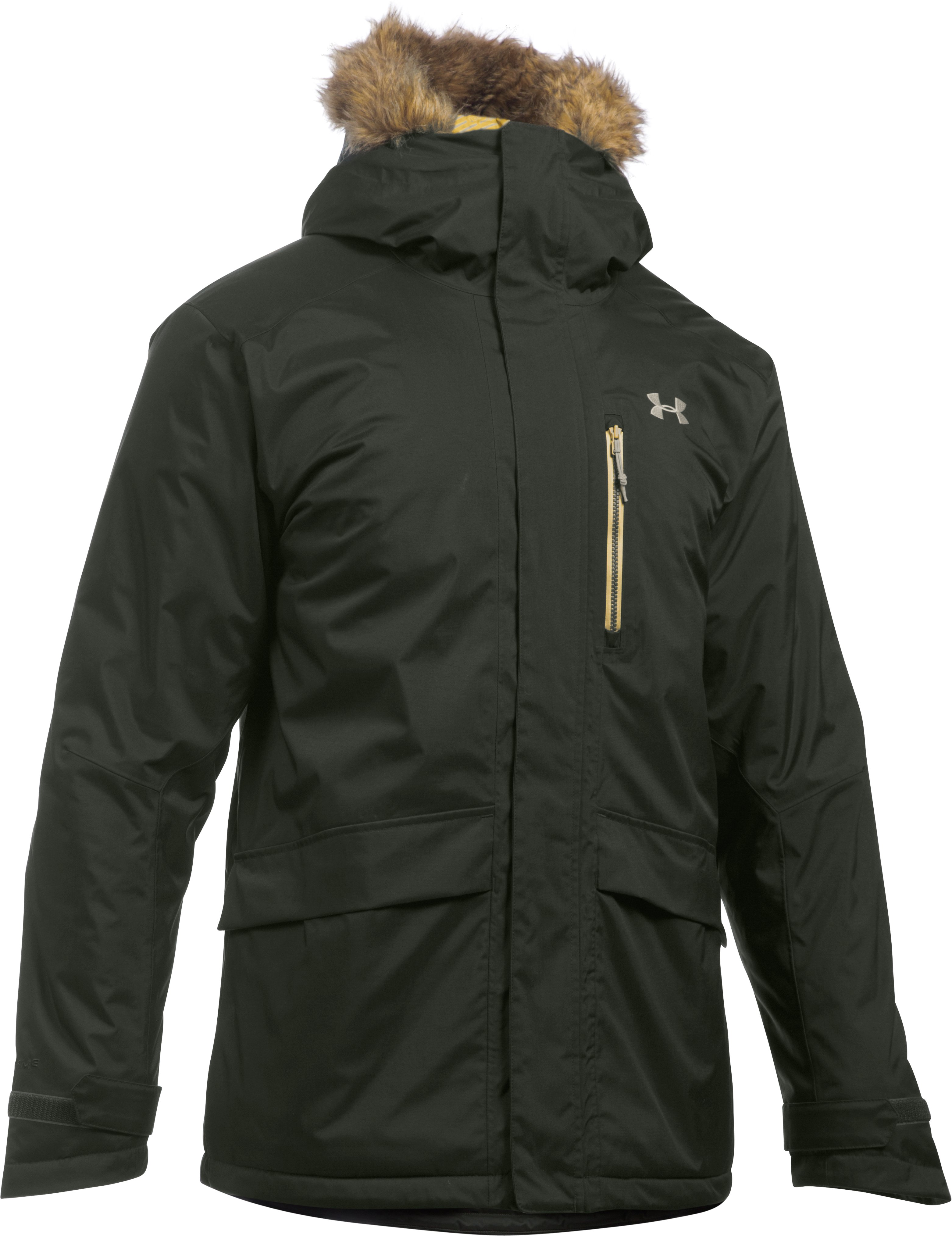 Men's ColdGear® Reactor Voltage Jacket, Artillery Green