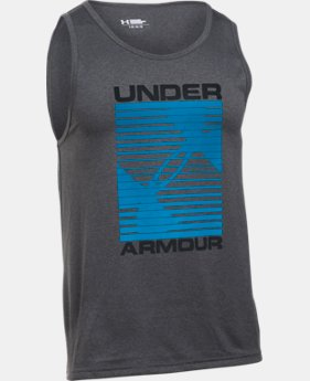 Men's UA Tech™ Turned Up Tank LIMITED TIME: FREE SHIPPING 1 Color $27.99