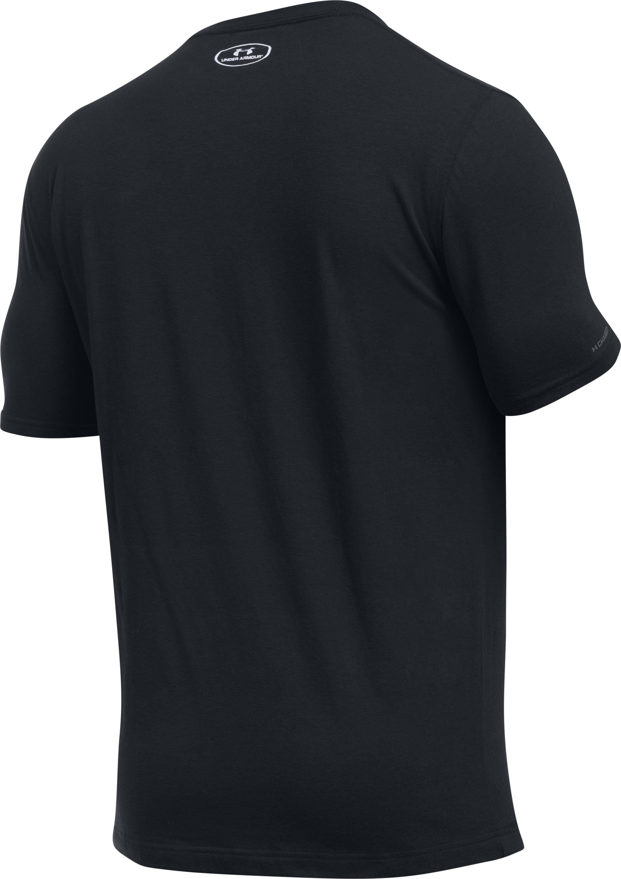 Men's UA Gains T-Shirt, Black