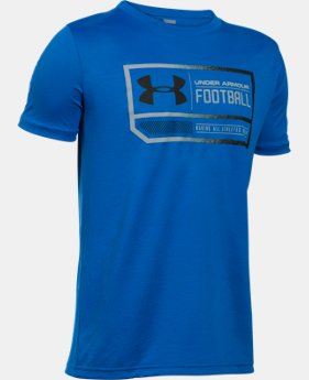 Boys' UA Click Clack T-Shirt LIMITED TIME: FREE SHIPPING 1 Color $19.99