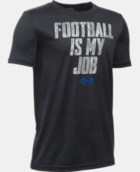 Boys' UA Football Is My Job T-Shirt