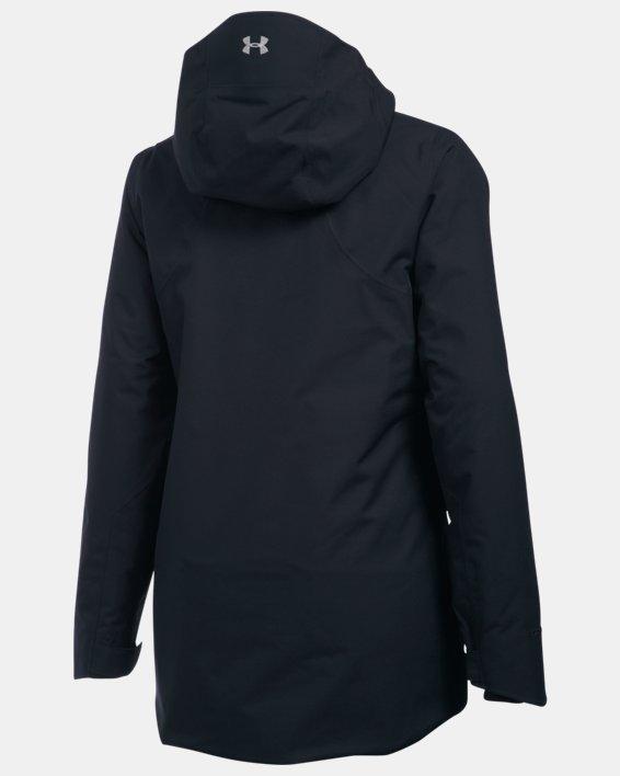 Women's ColdGear® Infrared Powerline Insulated Jacket, Black, pdpMainDesktop image number 4